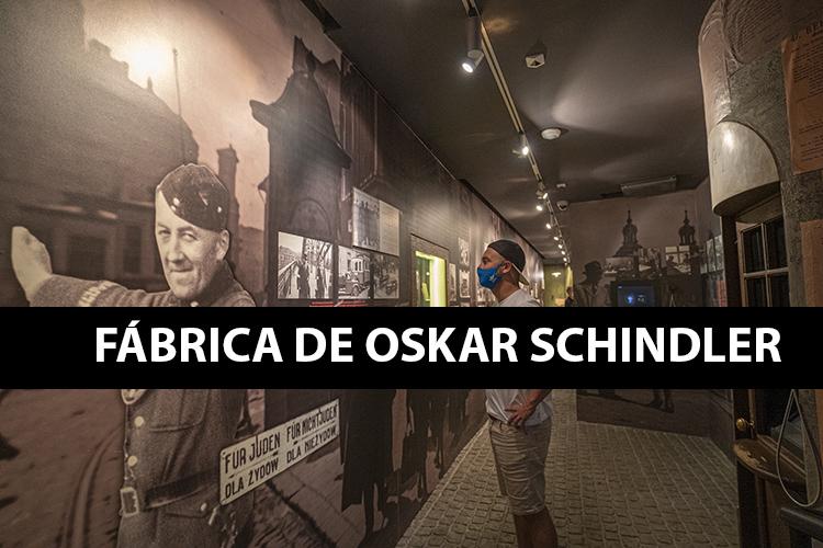 Fábrica de Oskar Schindler en Cracovia: guía de visita