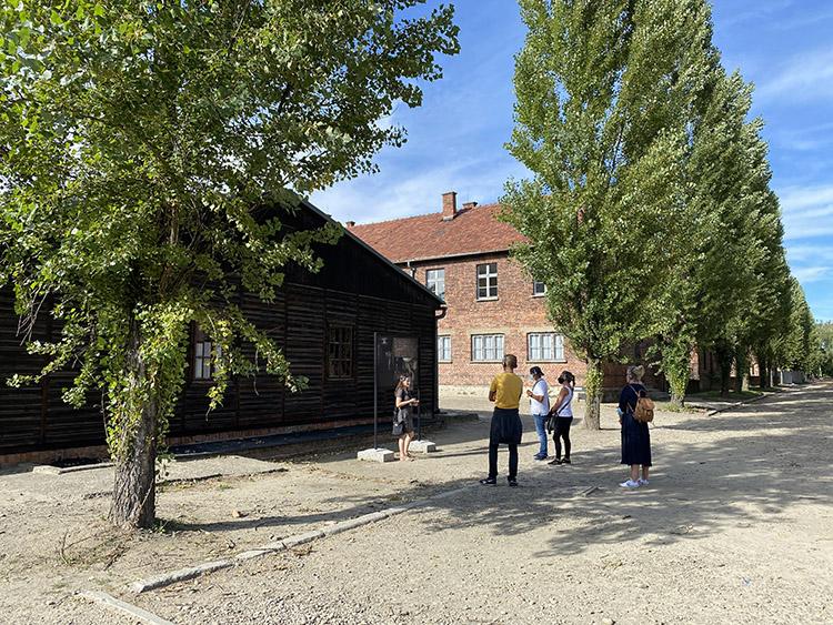 que ver en Cracovia  Auschwitz-Birkenau