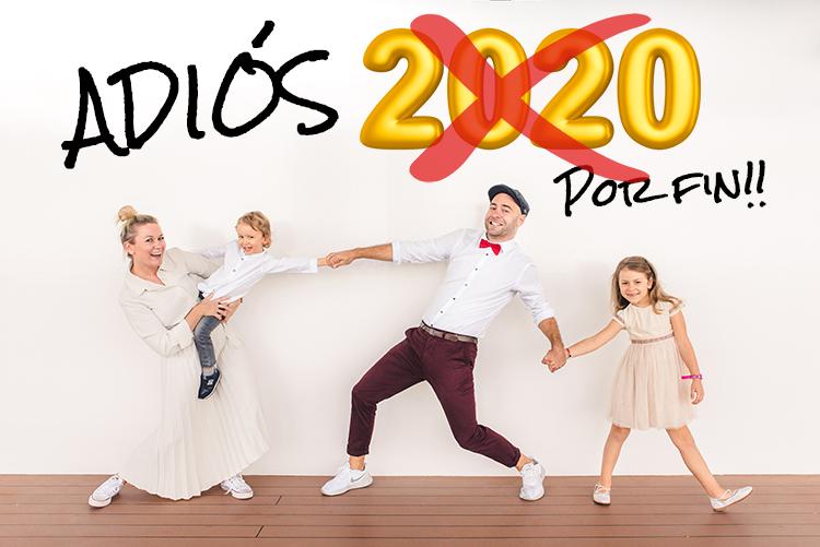 Adiós 2020 por fin!!
