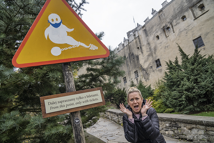 Castillo-de-Niedzica-polonia fantasma historia