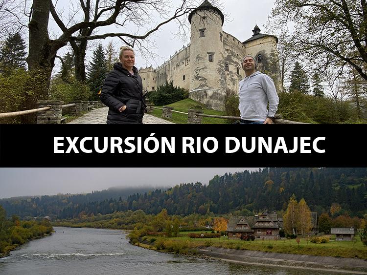 Río Dunajec: descenso y excursión desde Cracovia