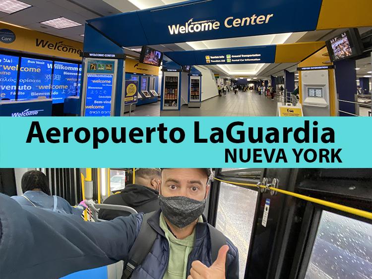 Laguardia Aeropuerto de Nueva York