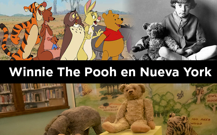 Winnie the Pooh en Nueva York MolaViajar
