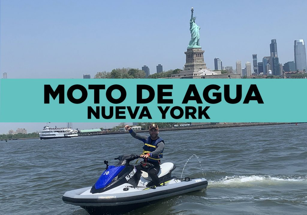 moto de agua nueva york