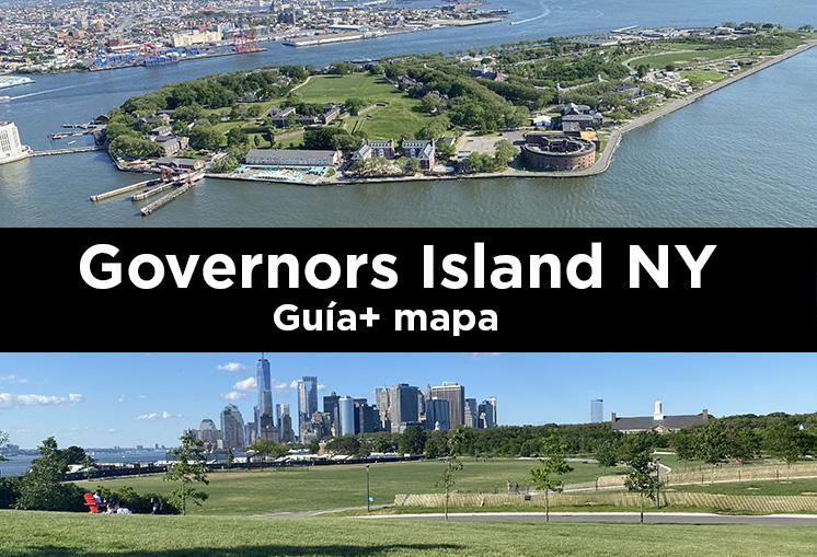 governors island en Nueva York