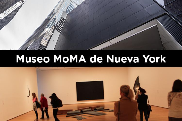 Museo MoMA de Nueva York