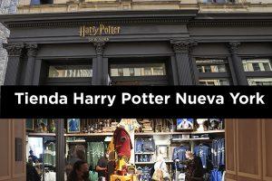Tienda de Harry Potter en Nueva York
