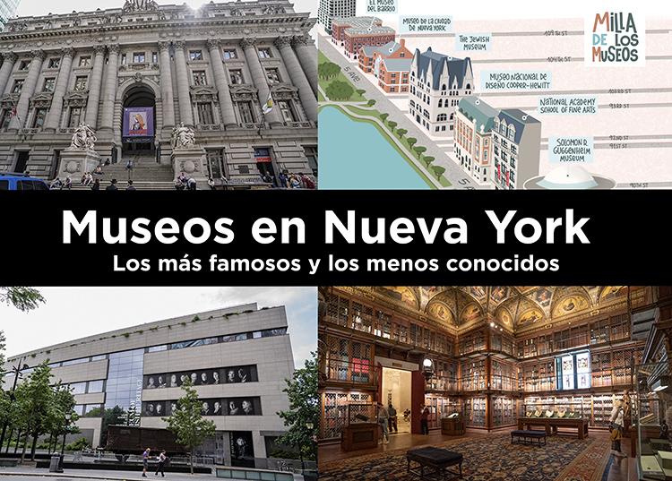 Museos en Nueva York