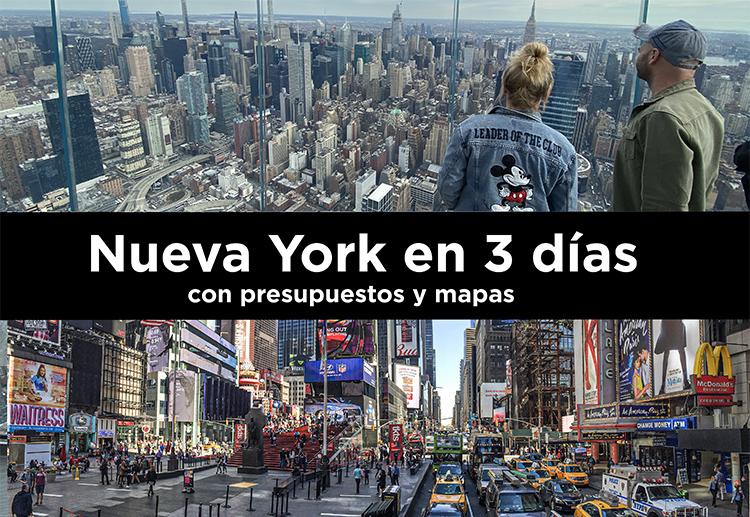 que ver en Nueva York en 3 dias